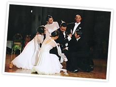 社交ダンス(ボールルームダンス)の歴史